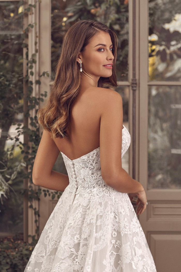 Enzoani Bridal Collection Nellie   RK Bridal NYC