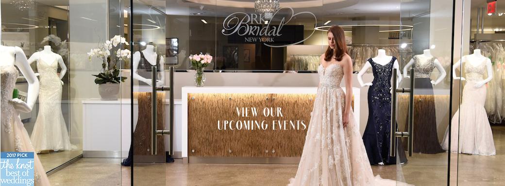 Bridal Wedding Dresses - Bridesmaids Dresses | RK Bridal New York